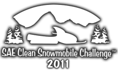 SAE Clean Snowmobile Challenge 2011