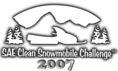 SAE Clean Snowmobile Challenge 2007